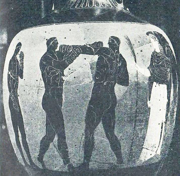 Boxing In Ancient Greece
